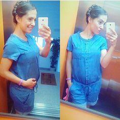 Estamos enamoradas del look que luce hoy @martarivasrius . Muchas gracias por la foto Marta! Nos encanta ver lo guapas que estáis con vuestros looks ohma! #ropaparaembarazadas #ropapremama #modapremama #modaparaembarazadas #embarazo #embarazada #pregnancy #pregnant #maternitywear #maternitystyle #ohmabarcelona