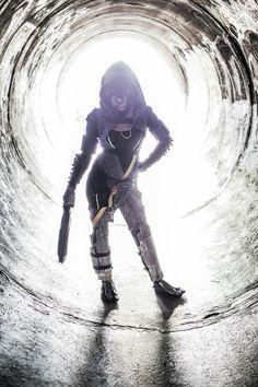 Mass Effect's Tali'Zorah #Normandy