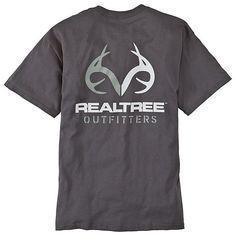 Realtree Outfitters™ Bass Pro Shops® Logo T-Shirt for Men - Short Sleeve | Bass Pro Shops