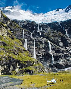 Bill ✔️ New Zealand itinerary suggestions (high-end) - Departures Magazine. Ppcv