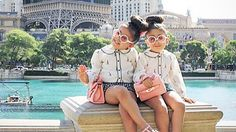 The Royal Twins, Bella and Chloe, are 4-year-old Instagram stars who are cooler than you'll ever be.  Read More »