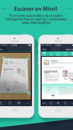 CamScanner: El escáner móvil – Android   iOS
