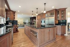 201 Galley Kitchen Layout Ideas for 2018