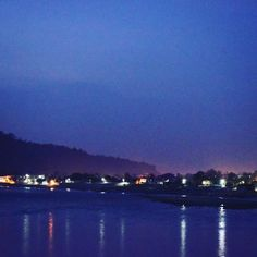 I can never describe in words the spiritual and mystical environment of #Rishikesh One needs to come & visit the place in order to feel it.