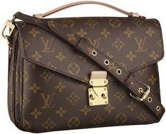 925501f6f6 Pochette Metis Monogram Louis Vuitton Pouchette Metis