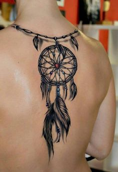 Tattoo Designs Color Dream Catchers 51 Ideas For 2019 Trendy Tattoos, Sexy Tattoos, Unique Tattoos, Body Art Tattoos, Sleeve Tattoos, Tattoos For Women, Cool Tattoos, Tatoos, Bird Tattoos