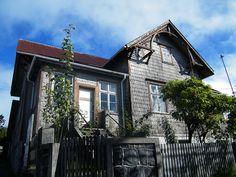 Casa Rehbein [1933] - Puerto Varas, Chile by katiemetz, via Flickr