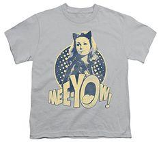 Batman Classic TV Meeyow Youth T-Shirt