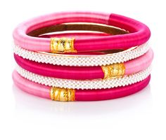 Guava Bangles...Love the color!