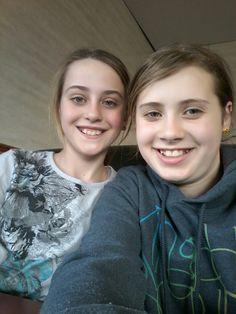 Ashley and Halee
