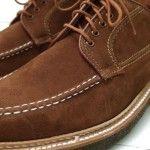 Alden x The Bureau Snuff Suede Moc Toe Shoe4 150x150 Alden x The Bureau Snuff Suede Moc Toe Shoe