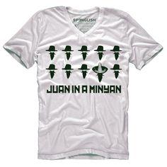 Juan in a Minyan
