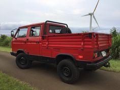 1.9L TDI-Powered 1989 Volkswagen Tristar Syncro