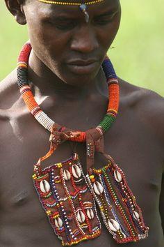 Pokot jewelry. Ferdinand Reus