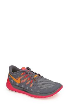 Nike 'Free 5.0 14' Running Shoe (Women) available at #Nordstrom
