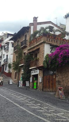 Taxco de Alarcon. México