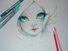 Marina the Mermaid by Lighane