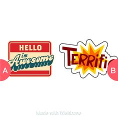 Which word is better? Click here to vote @ http://getwishboneapp.com/share/11046287