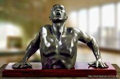 "Saatchi Art Artist vya Artist; Sculpture, ""Emergence"" #art"