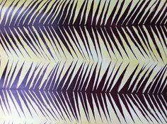 'papua' design by stig lindberg, 1953 Textile Texture, Textile Prints, Textile Patterns, Textile Design, Abstract Pattern, Pattern Art, Pattern Design, Tachisme, Pretty Patterns