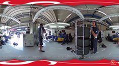 Sauber F1 Team: F1 in 360° - Austrian Grand Prix (VIDEO)