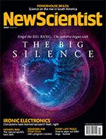 2 giant planets may lurk behind Pluto! Article Cover of latest issue of New Scientist magazine