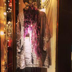 Grizas linen and silk tunic!