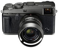 Announced: Fuji X-Pro2 graphite edition, Fuji X-T2 graphite silver edition and Fuji FinePix XP120 cameras | Photo Rumors