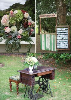 Floral Stylist|Vow area flowers,floral wreath for wedding,signing table flowers,photobooth/kissing booth ( image by Robert Trathen)