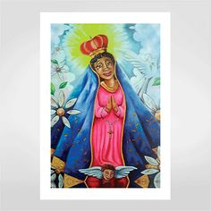 Fine art Cidinha por Glaucia Scherer R$48,00