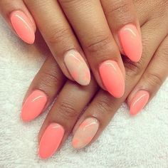 Pink cat claw nails