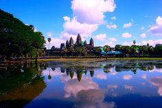 Baie paradisiaque du Cambodge