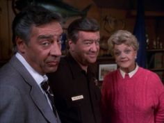 Murder She Wrote with the late Jerry Orbach