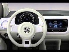 Volkswagen Twin Up Concept Interior Exterior detail photo