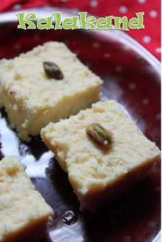 Kalakand is my all time favourite, i already have shared a kesar kalakand recipe  in my blog. This one is my instant version and it is s...