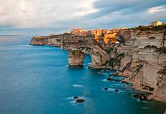 Bonifacio, Corsica | 28 French Places That Are Straight Out Of A Fairy Tale