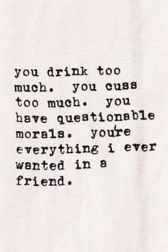 You're Everything in a Friend Tea Towel - Francescas