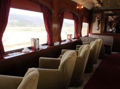 The Napa Valley Wine Train: a trip back in time to the glory days of American rail travel. Click for 29 more things to do in Napa Valley