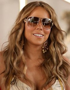nice Mariah Carey New, Curly, Best Hairstyles Pictures