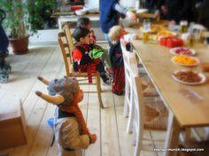 Organizar una fiesta de carnaval para los niños (Faschingsfest)