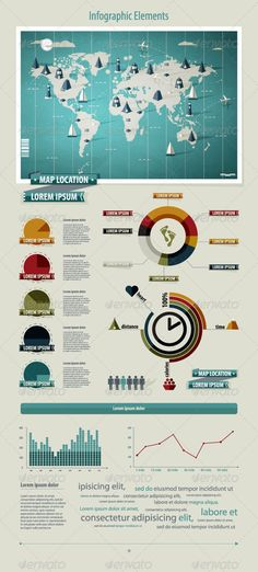 16 Colourful Infographics to Brighten Up Your Next Project