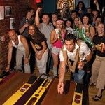 9 different types of sake bombs and 14 different video games, Kung Fu in Austin has got quite the variety. Drink in hand, play skee ball or jenga on site too. Or maybe put down the drink to play. Austin Bars, Austin Food, Austin Tx, Skee Ball, Rio Grande, Jenga, Kung Fu, Arcade Games, Originals