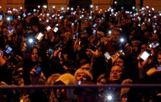 Thousands of Hungarians protest against tax on Internet traffic