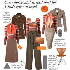 Same horizontal striped shirt at work by professionality on Polyvore featuring mode, Chanel, Luxe, MICHAEL Michael Kors, IRO, Rosie Assoulin, Marc Jacobs, J.TOMSON, Kate Spade and Jane Norman