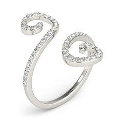STYLE# 84709 - Fashion Rings - Diamond Fashion