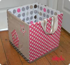 On range! Cubes, Hamper, Decorative Boxes, Diy, Organization, Kids Rooms, Home Decor, Manualidades, Diy Decorating