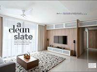 AO Studios_Natura Loft Apartment - Interior design and furnishing of an 120 sqm apartment located in Central Singapore