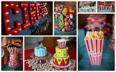 Kids birthday / circus