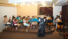 Taller de Orquesta Junio 2010