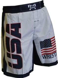 New arrivals on MyHOUSE Sports Gear check out USA Sublimated Fight short and much more customise wrestling equipment. MyHOUSE is the largest seller of custom #wrestling products and accessories.